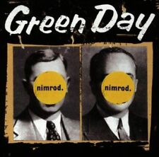 CD musicali punk Green Day