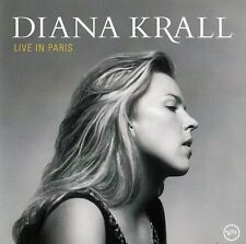 DIANA KRALL : LIVE IN PARIS / CD