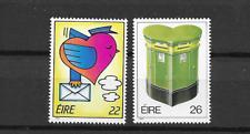 1986 MNH Ireland, Michel 584-5 postfris**