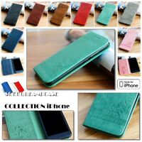 Etui Coque housse LOVE Premium PU Leather Case Cover iphone 5 SE 6 6s 7 8 et +