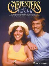Carpenters for Ukulele Sheet Music Ukulele Book NEW 000238451