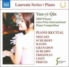 Laureate Series: Piano - Yun-Yi Qin, New Music