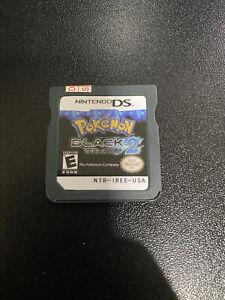 Pokemon: Black 2 Version (Nintendo DS, 2012)