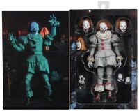 """NECA IT 7"""" Scale Ultimate Well House Pennywise 2017 Action Figure NEW"""