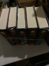 The Heroes of Olympus by Rick Riordan (2014, Hardcover, Box Edition)