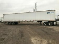 2003 Lukfin Semi Trailer 53' No Reserve 03 Dry Van # 5303534 St In