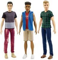 Mattel Barbie Männliche Fashionistas Sort., 1 Stück