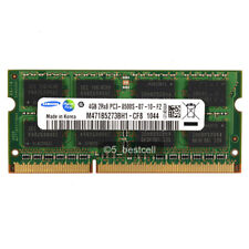 Samsung  4GB   PC8500 DDR3-1066MHz 204pin PC3-8500 Laptop Memory Ram NON-ECC