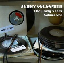 Jerry Goldsmith The Early Years Vol 1 - Limited Edition - Jerry Goldsmith