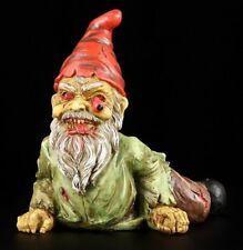 Creepy Zombie Garden Gnome - Funny Gartengnom Garden Ornament Leprechaun