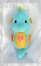 Doudou Peluche Hippocampe Lumineux Et Musical Fisher Price 2008