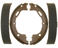 Parking Brake Shoe-Element3; Organic Rear Raybestos 920PG