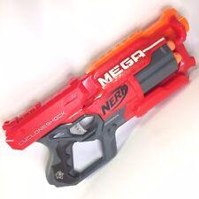 NERF N-strike Elite Mega CycloneShock Blaster A9249 Testing Working