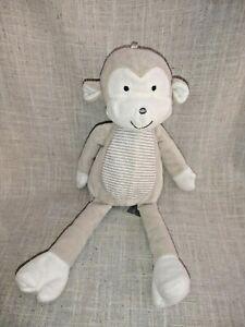 Grey & white M&S monkey. 02528434   (5/9)