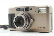 [N.MINT] CONTAX TVS Point & Shoot 35mm Film Camera Zeiss 28-56mm Lens From JAPAN