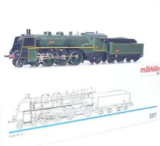 "Marklin AC HO French SNCF 231-A 995 Pacific ""SAINTES"" STEAM LOCOMOTIVE MIB`95!"