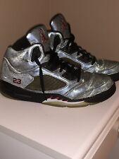 Air Jordan 5 Retro DMP Raging Bull 3M Size 12.