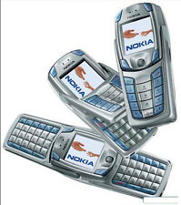 Original Nokia 6822 QWERTY mobile phone Bluetooth Vedio JAVA Cheap Cell phone