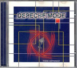 Depeche Mode - Think Different - Live (Hotel) und Demo-Tracks - selten!