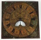 William Millsom of Bristol- 18th Century Longcase Clock Dial- Antique Face Rare