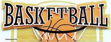 EK succès JOLEE'S BOUTIQUE 3-D autocollants - Sport balle sport - Basket-ball