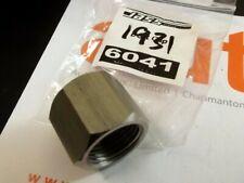 EGR pipe removal blanking cap for manifold, Mazda MX-5 mk1, mk2 & mk2.5, JASS