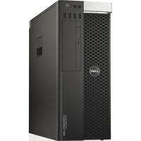 Dell Precision 5810 Desktop Workstation Xeon E5 16GB DDR4 Ram 480GB SSD 2TB HDD
