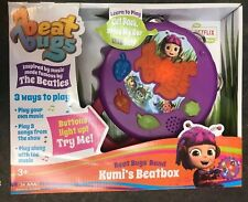 TAMBOURINE BAND NEW KUMI'S BEAT BOX BEAT BUGS BAND WITH SOUND&LIGHT
