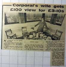 1970 Wives n Families Household Cavalry Alan And Maureen Rankin 30th Floor Flat