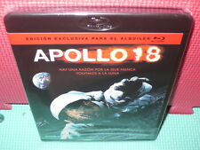 APOLLO 18  - BLU-RAY - NUEVA