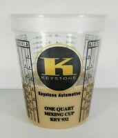 Quart Or Pint Automotive Paint Mixing Cups Keystone Bulk Discount 5 10 20 50 100