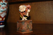 Efteling Holland Gnome Letter Q Quasimodo Statue The Laaf Collection 1998 Ltd Ed