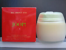 Joop All About Eve by Joop For Women 6.7 oz Velvet Body Cream New In Box