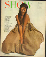 APRIL 1964 SHOW movie and arts magazine CLAUDIA CARDINALE
