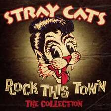 STRAY CATS (Brian Setzer) - Rock This Town: The Collection - CD - NEU/OVP