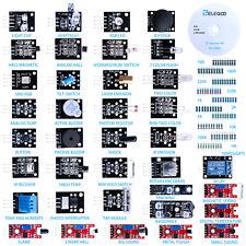 37 in 1 Kit Modulo Sensore Sensore di selezione Pack imparare CD Raspberry Pi Arduino UK