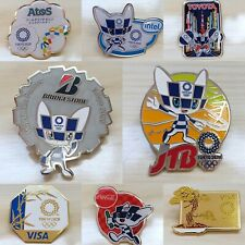 Collection 8pcs Tokyo 2020 Olympic
