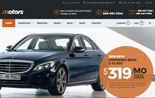 Amazing Automobile Store Website Free Installation + Free Hosting