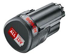 Batteries et chargeurs électriques Bosch sans fil 12V pour le bricolage