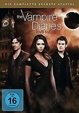 The Vampire Diaries - Die komplette sechste Staffel [5 DVDs] | DVD | Zustand gut