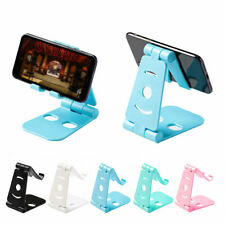 Universal Mobile Phone Holder For iPhone iPad Mount Table Stand Desk Portable DE