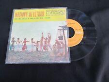 """MARIANO MERCERON Y SU ORQ. LA MARGARITA MEXICAN 7"""" EP PS DANZON"""