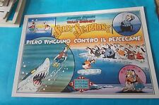 SILLY SYMPHONY 'PIERO PINGUINO CONTROL IL PESCECANE' (copia numerata)