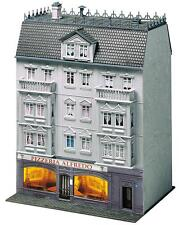 FALLER HO SCALE ~ PIZZERIA 'ALFREDO' ~ PLASTIC MODEL KIT # 130446