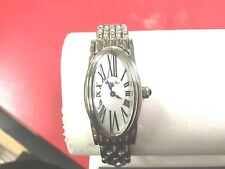 LADIES WHITE DIAL ROBERT COX JEWELRY BRAND WITH ROMAN NUMERALS