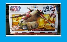 NEW Star Wars The Clone Wars Republic Gunship Toys R Us Exclusive