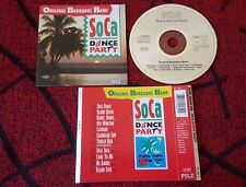 Latin ORIGINAL BARBADOS BAND **Soca Dance Party** ORIGINAL 1990 Germany CD