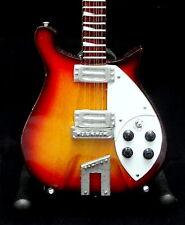 Free Fallin' - T.Petty 401 Miniature Guitar Replica