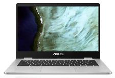 "ASUS ChromeBook 14""  HD Intel Dual Core 2.4GHz 32GB SSD 4GB RAM Mic BT Webcam"