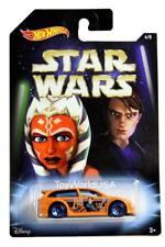2017 Hot Wheels Disney Star Wars #4 Audacious Anakin Skywalker & Ahsoka Tano